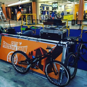 VTT Trial Espace Coty le Havre Energy Trial Show