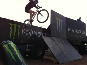 Démo monster energy à St Avold - Monster energy - Antoine Gast -