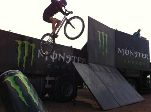 Démo monster energy à St Avold - Monster energy - Antoine Gast -