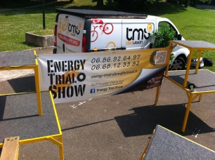 Structure Energy Trial Show