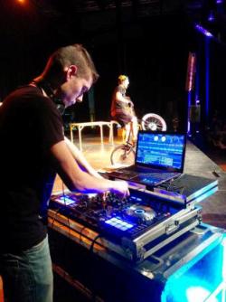 DJ animations VTT Trial
